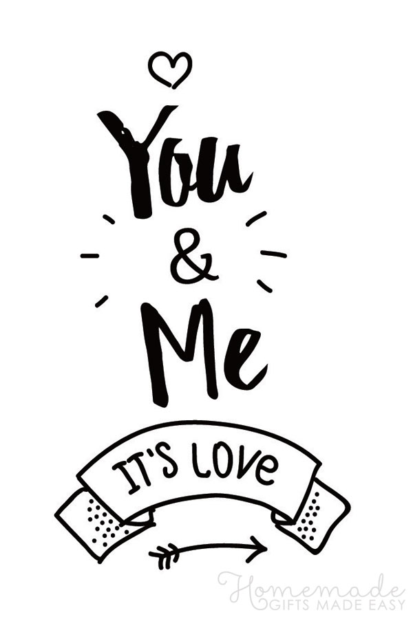 valentine day images you and me its love 600x900