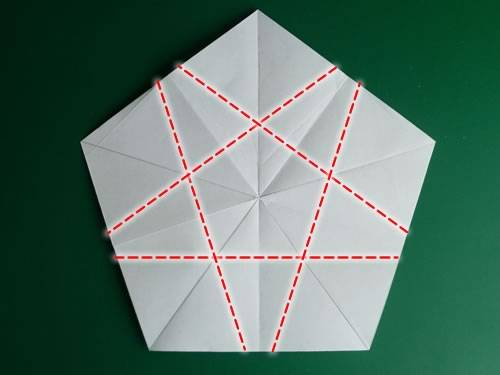 How to Make an Origami Star Box : 6 Steps (with Pictures) - Instructables | 375x500