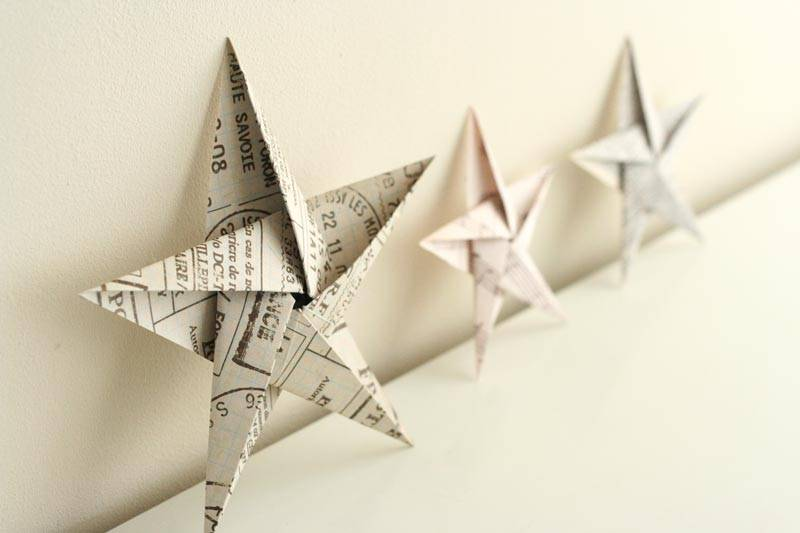 Origami Christmas Tree - Origami Easy - YouTube | 533x800