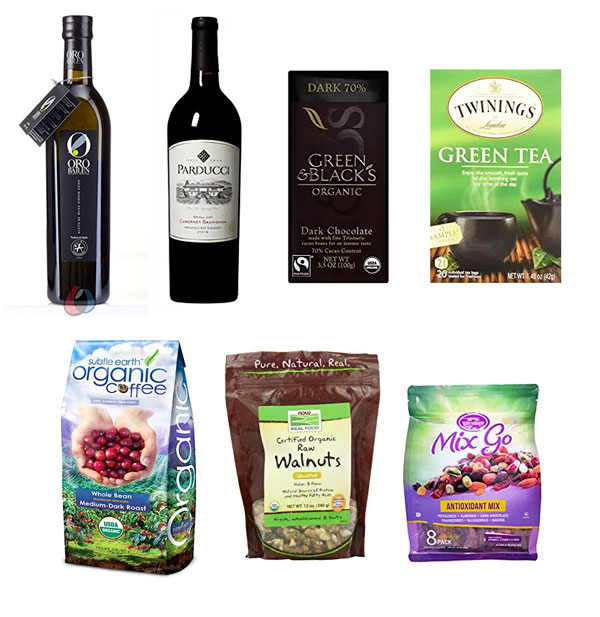 50th birthday ideas gift box long life food