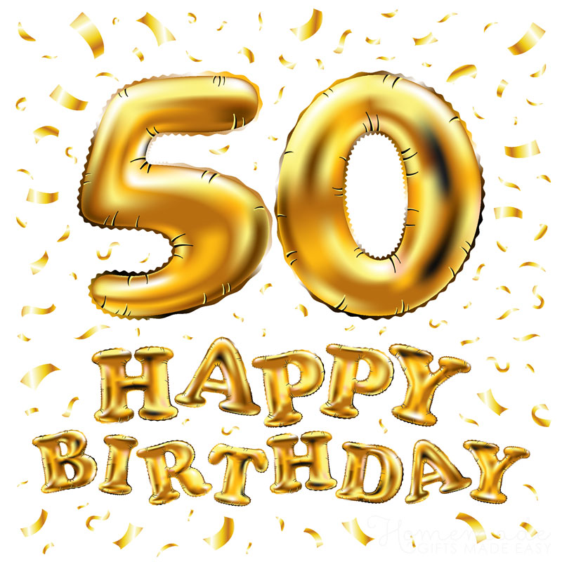happy 50th birthday images