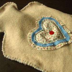 homemade birthday gifts beginner sewing projects hot water bottle cover