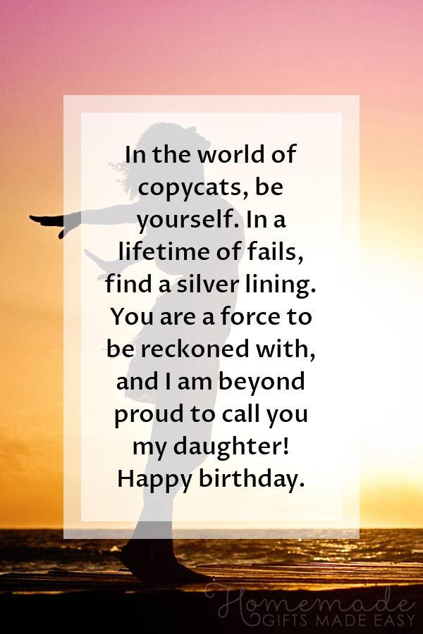 Awe Inspiring 85 Happy Birthday Wishes For Daughters Best Messages Quotes Funny Birthday Cards Online Barepcheapnameinfo