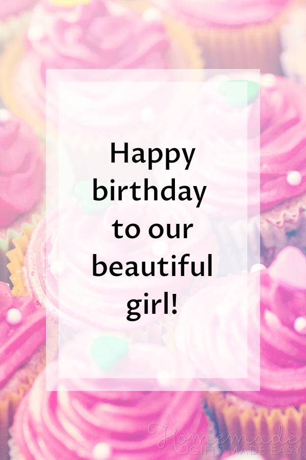 85 Happy Birthday Wishes For Daughters Best Messages Quotes