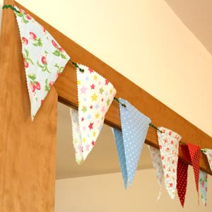 decorative bunting