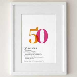 Surprising Happy 50Th Birthday Poems Personalised Birthday Cards Veneteletsinfo