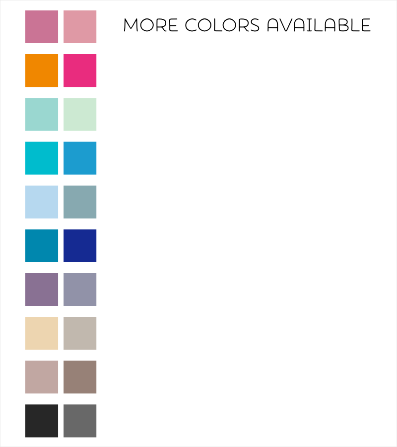 definition poster color palettes