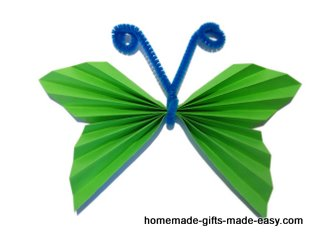 dollar origami butterfly