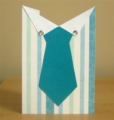 fathers day cards to make finished