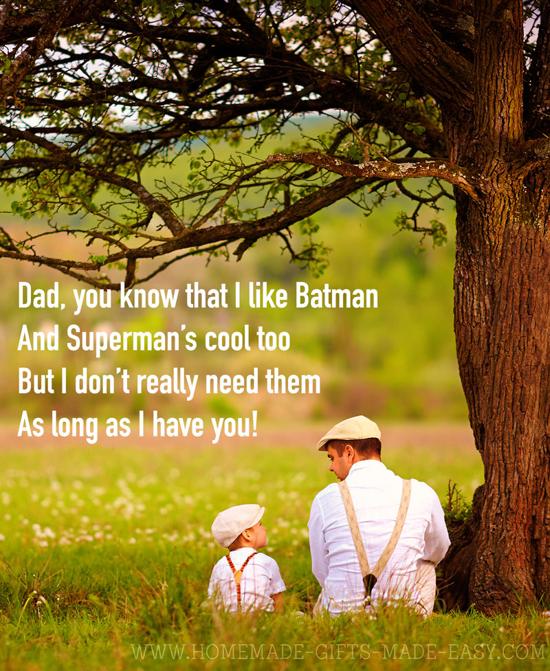 happy fathers day images batman superman poem 600x900