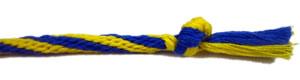 stripes friendship bracelet - how to make