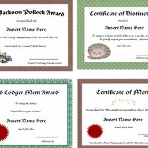 Funniest homemade gag gifts and gag gift ideas for Homemade christmas gift certificates templates