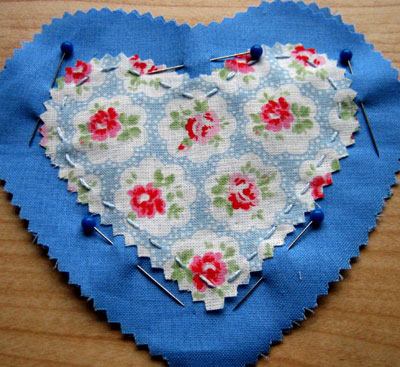 gifts to sew lavender heart 4