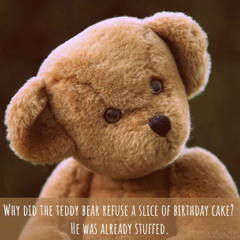 birthday wishes funny teddy bear stuffed