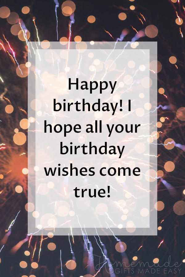 happy birthday images birthday wishes come true 600x900
