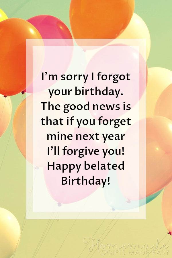 happy birthday images forget forgive 600x900