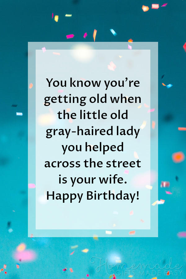 happy birthday images gray haired lady wife 600x900