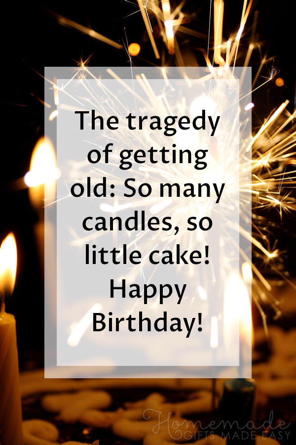 happy birthday images many candles little cake 600x900