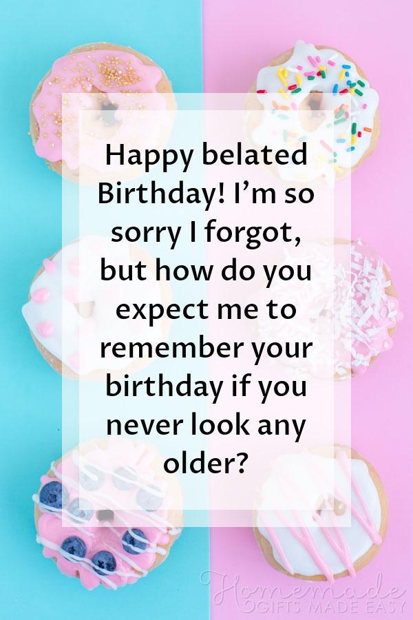 happy birthday images never look older 600x900
