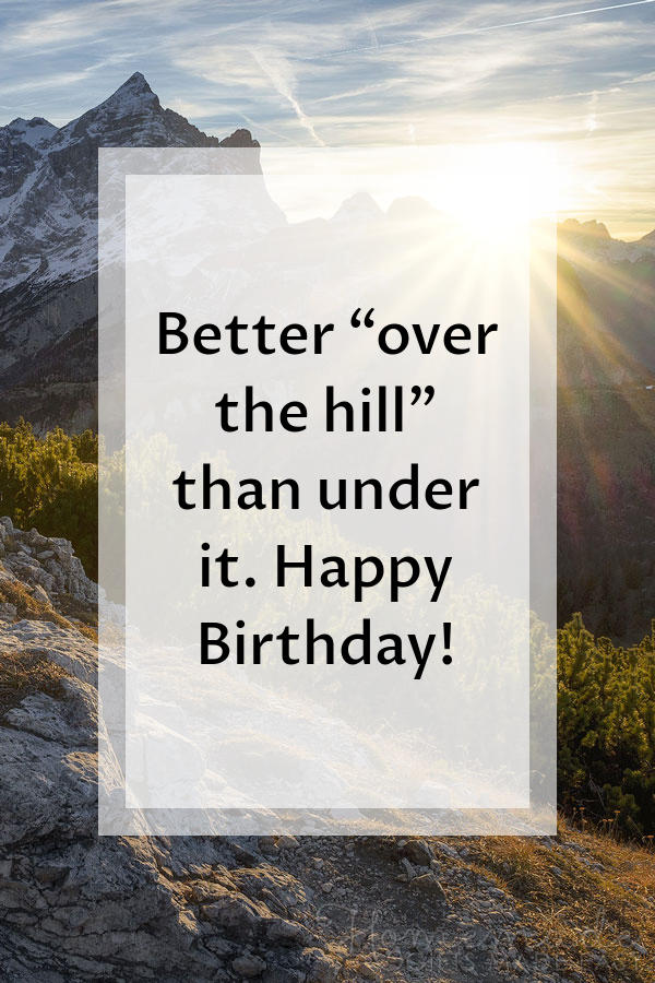 happy birthday images over under hill 600x900