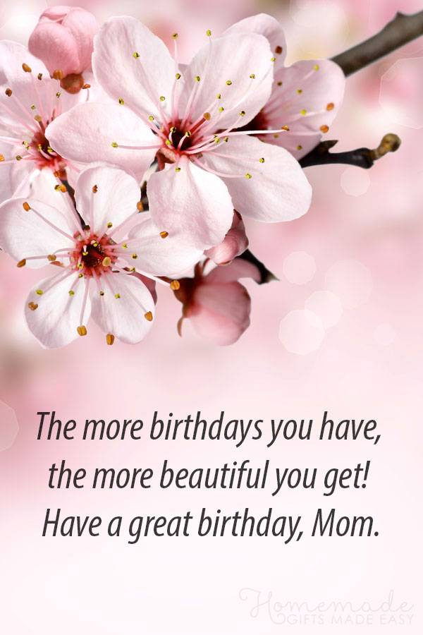 Awe Inspiring 100 Best Happy Birthday Mom Wishes Quotes Messages Funny Birthday Cards Online Fluifree Goldxyz