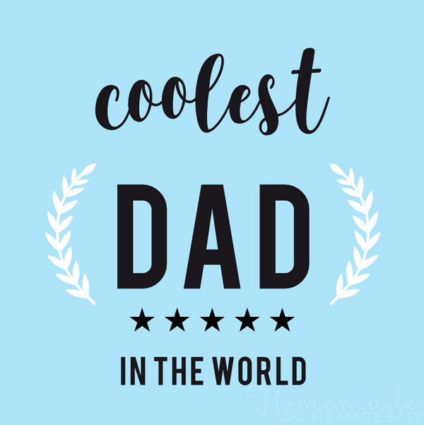 happy fathers day images coolest dad 600x600
