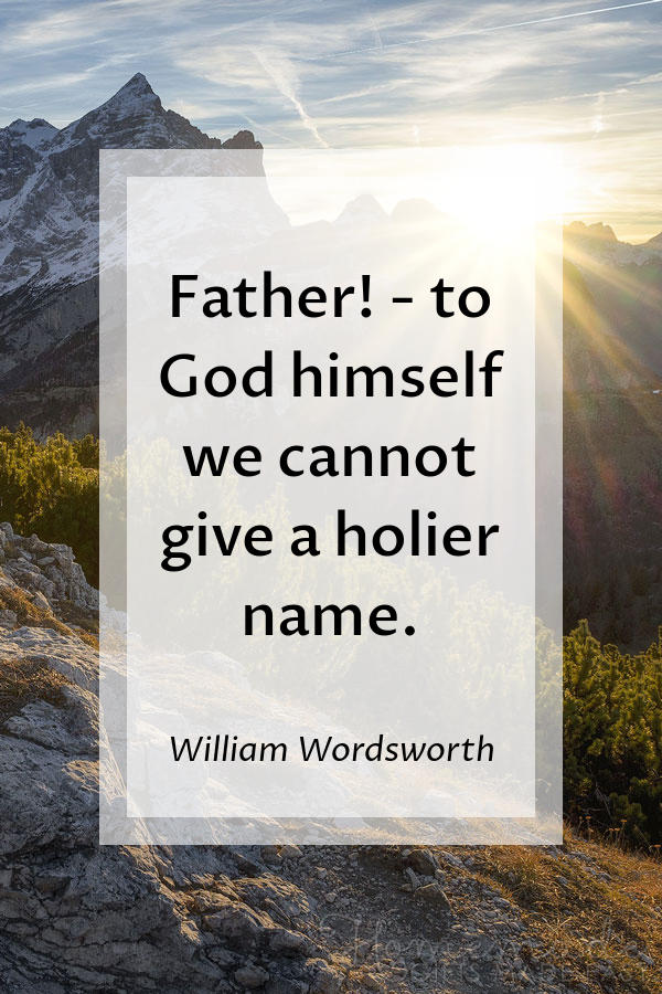 happy fathers day images holier name wordsworth 600x900