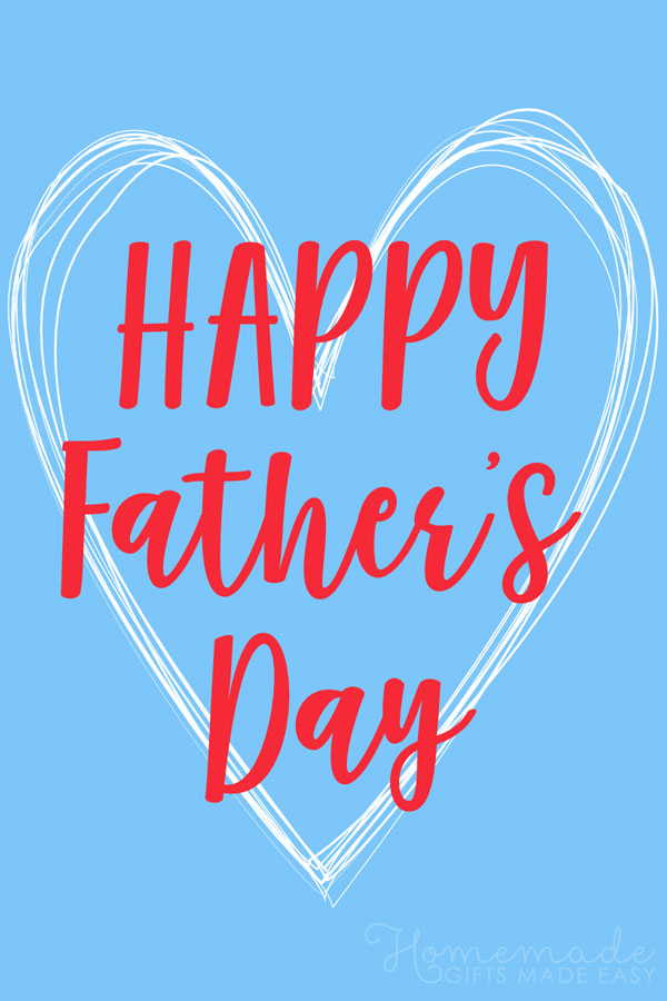 happy fathers day images loveheart 600x900