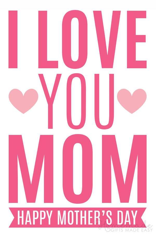 picture about Sweetest Day Cards Printable identified as 101 Moms Working day Sayings for Wishing Your Mother a Joyful