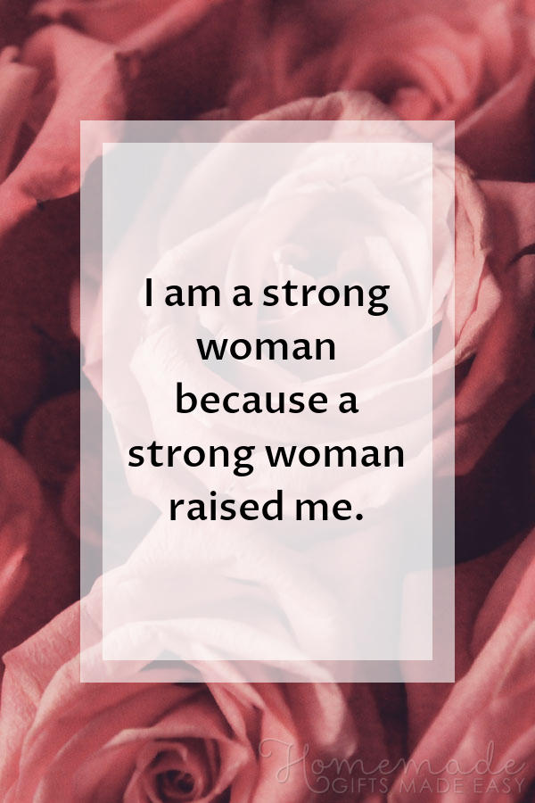 happy mothers day images strong woman 600x900