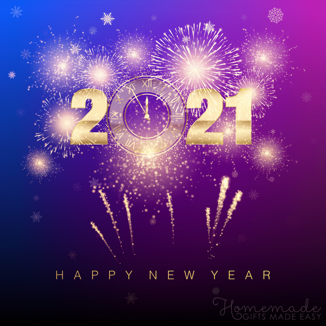 Happy New Year Images With Wishes Quotes For 2021