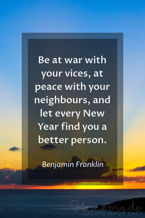 happy new year images franklin war with vices 600x900