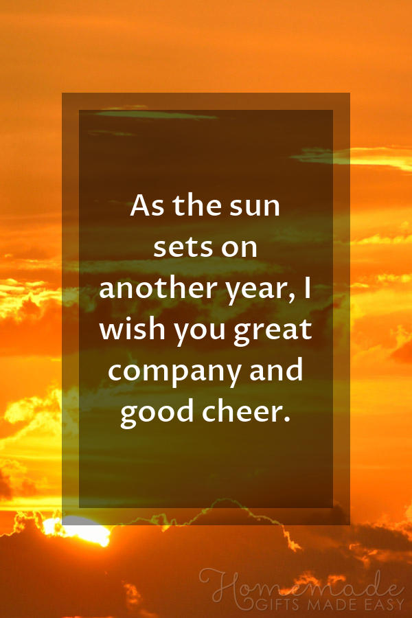 happy new year images sun sets cheer 600x900