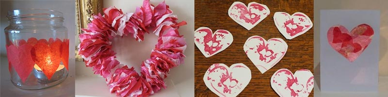 Homemade Valentine Gifts Ideas