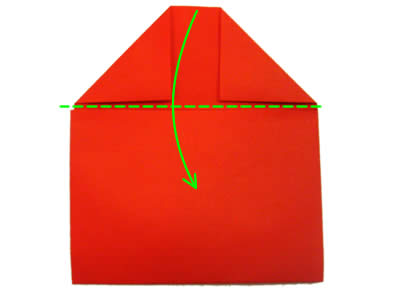 how to make an envelope step 5
