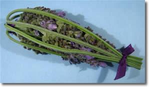 lavender bottles step 5