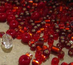 make a bead bracelet supplies