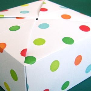 Make you own gift box