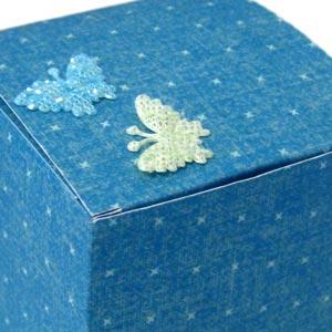cube box template