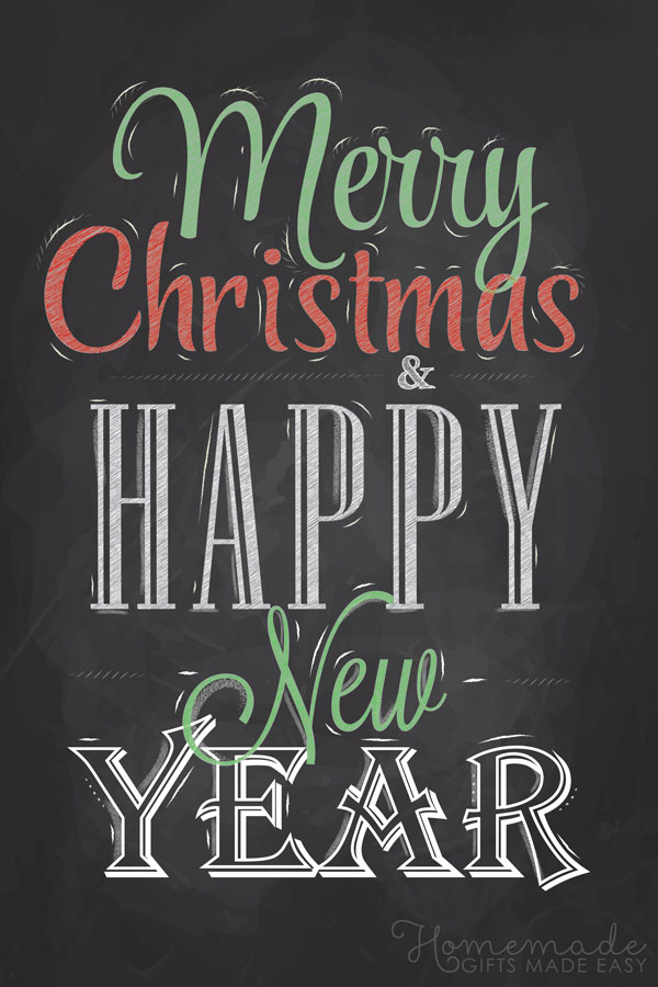 merry christmas images blackboard mchny 600x900