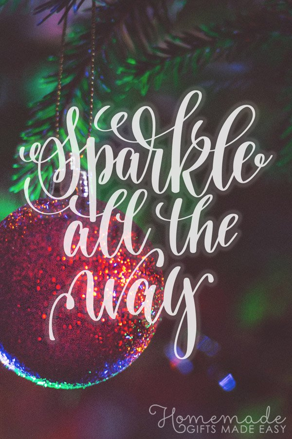 merry christmas images sparkle all the way bauble background