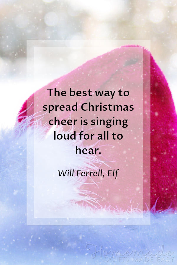 merry christmas images misc singing loud ferrell 600x900