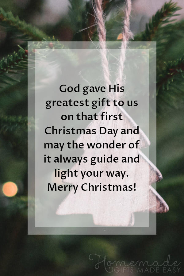 merry christmas images religious god greatest gift 600x900