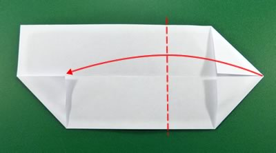 modular-money origami star step 3