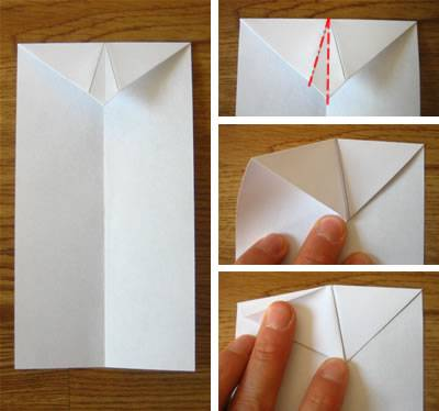 Money Origami Shirt and Tie Folding Instructions | 374x400