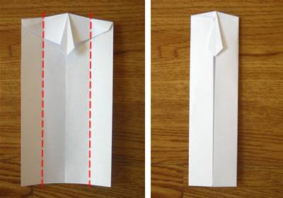 Easy Shirt paper Craft | 280x400