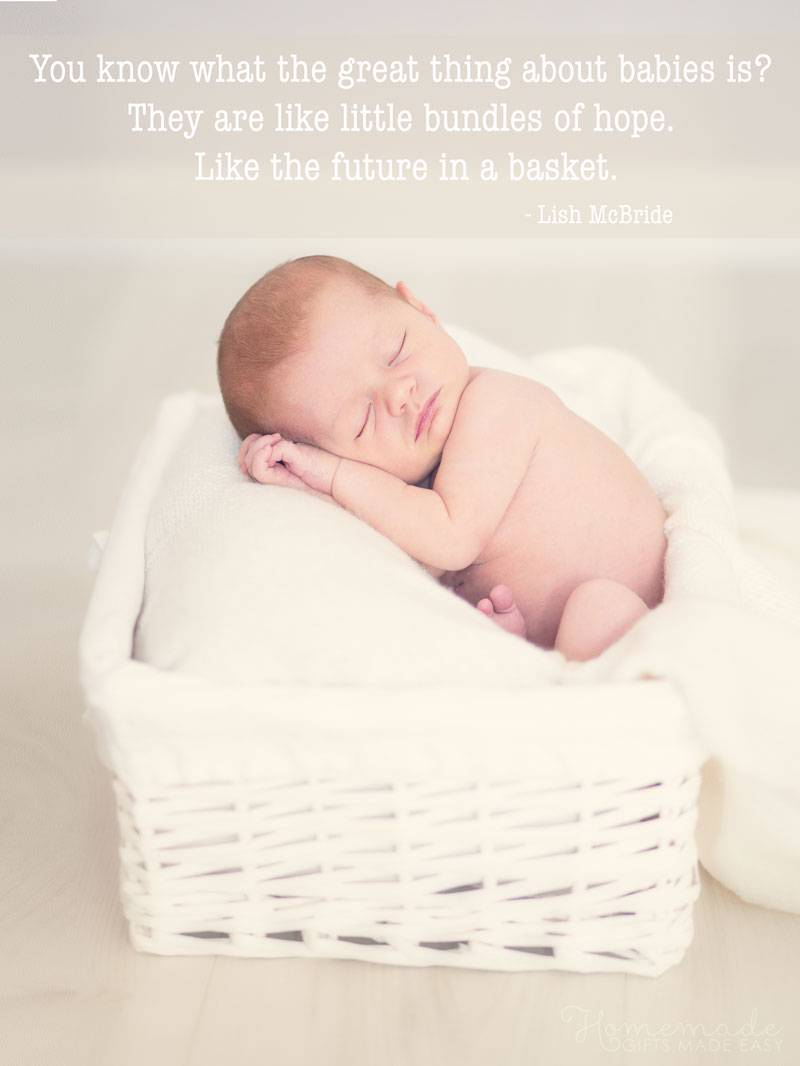 75+ Best New Baby Wishes & Quotes to Write in a Card