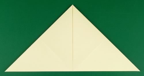 origami heart love note step 3b