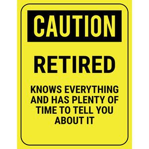 retirement gag gift ideas