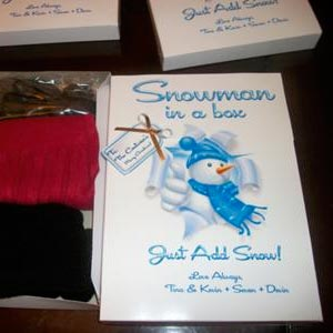 more homemade christmas gag gifts snowman soup snowman soup snowman in a box - Funny Gag Gifts For Christmas